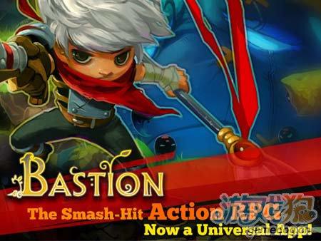 堡垒Bastion:无与伦比的绚丽童话之旅1