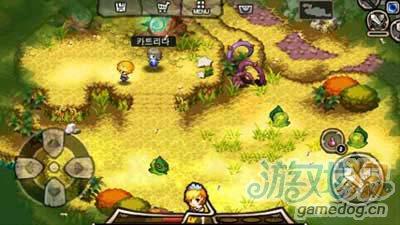 Com2us精品RPG大作:女王的皇冠2 v1.0.11安卓评测2