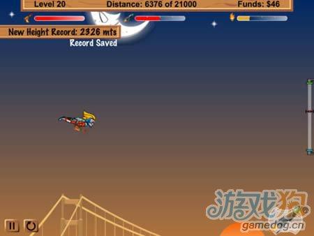 飞行超人Propel Man:生气的是小鸟飞行的那是超人4