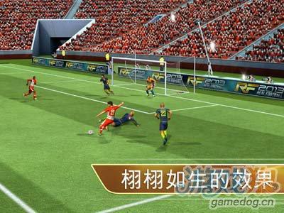 安卓足球大作:真实足球2013破解中文版 v1.0.3评测4