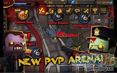 动作游戏:迷你召唤并肩作战 v1.1评测3