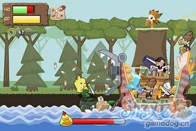 安卓动作冒险游戏:鸟尼拔大屏体验版 v0.7.9评测1