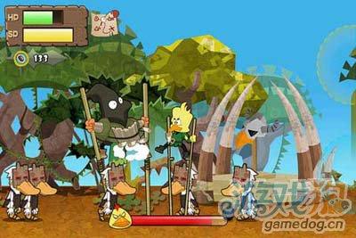 安卓动作冒险游戏:鸟尼拔大屏体验版 v0.7.9评测4
