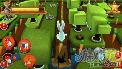 兔子迷宫大冒险Bunny Maze 3D:为了找回我的胡萝卜2