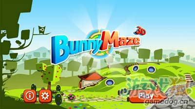 兔子迷宫大冒险Bunny Maze 3D:为了找回我的胡萝卜1