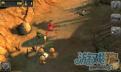 小小部队Tiny Troopers:萌系军团大作战2