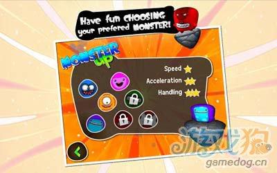 怪兽快跑Monster Up HD:一起开始疯狂跳跃之旅吧2