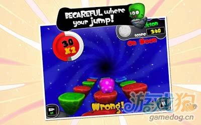 怪兽快跑Monster Up HD:一起开始疯狂跳跃之旅吧5