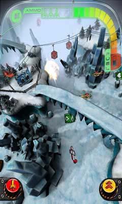 安卓游戏:喷射袭击者Jet Raiders 飞行射击新体验1