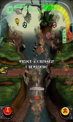 安卓游戏:喷射袭击者Jet Raiders 飞行射击新体验4