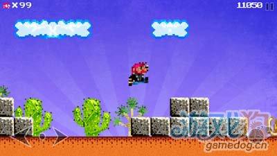 休闲游戏:超级玛丽AWESOME Land 来体验经典的回忆4