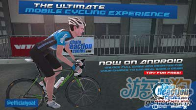 自行车大赛CRC Pro-Cycling:小清新风格自行车游戏1