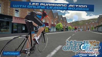 自行车大赛CRC Pro-Cycling:小清新风格自行车游戏2