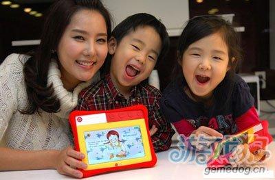 LG全力打造儿童专属平板电脑 可爱的外观