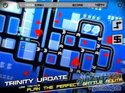 异形地球战区Anomaly Warzone Earth:进攻就是防守2