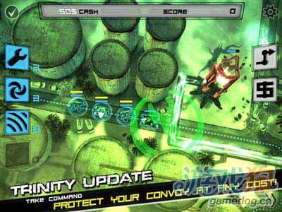 异形地球战区Anomaly Warzone Earth:进攻就是防守3