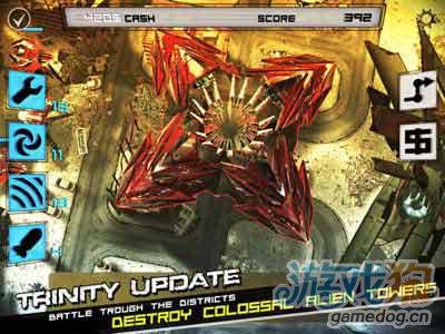 异形地球战区Anomaly Warzone Earth:进攻就是防守4