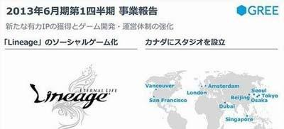 人气游戏 天堂手游版将有望2013年春日本上市1