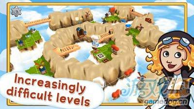 休闲游戏:会飞的国王Kings Can Fly v1.0安卓评测4