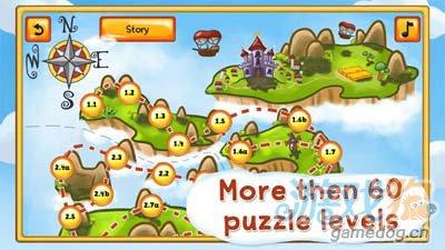 休闲游戏:会飞的国王Kings Can Fly v1.0安卓评测3