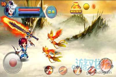 安卓动作游戏大作仙剑传奇录将于11月22日耀世首发2