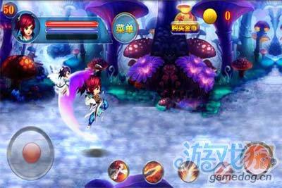 安卓动作游戏大作仙剑传奇录将于11月22日耀世首发3