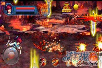 安卓动作游戏大作仙剑传奇录将于11月22日耀世首发1