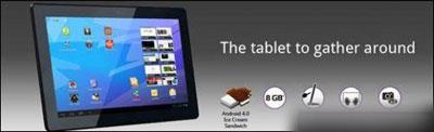 法国爱可视推出13.3寸 FamilyPad 家庭平板