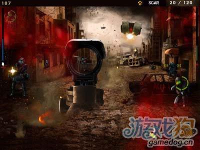安卓射击游戏:杀戮之旅Overkill 枪火中的荣耀之战2