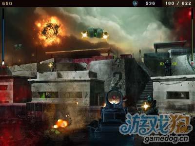 安卓射击游戏:杀戮之旅Overkill 枪火中的荣耀之战1