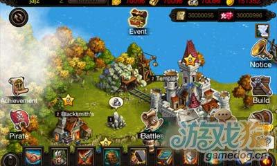 策略新作HERO KINGDOM即将12月上架App Store2