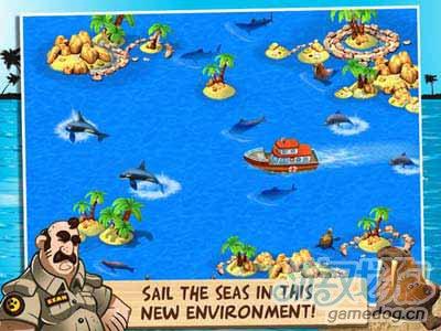 Gameloft佳作:奇趣动物园动物救助 v1.0.6安卓评测2