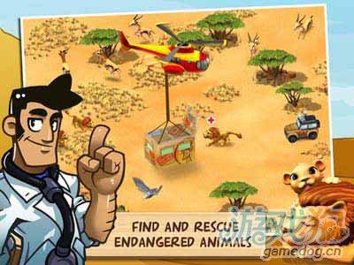 Gameloft佳作:奇趣动物园动物救助 v1.0.6安卓评测3