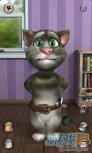 会说话的汤姆猫2Talking Tom Cat2:v2.0.4安卓评测1
