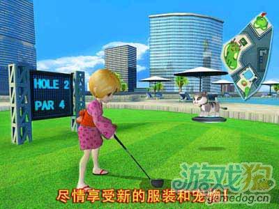 一起高尔夫3Let's Golf 3:v1.1.2评测2