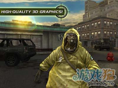 杀手:僵尸之城2本周四杀入中国区App Store2