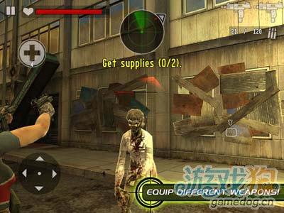 杀手:僵尸之城2本周四杀入中国区App Store3