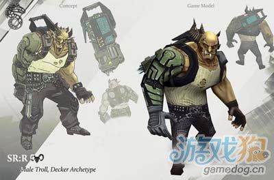2D RPG游戏暗影狂奔归来 将有望明年年中发售2