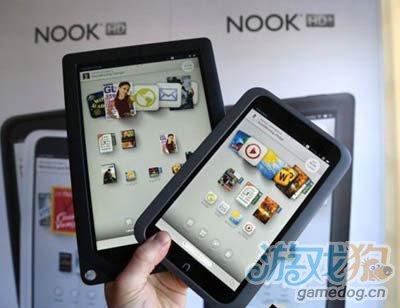 抢占Kindle市场 1275元Nook HD在英国发售
