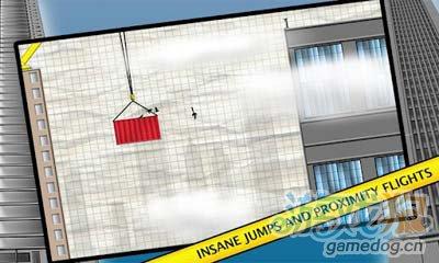 火柴人跳楼Stickman Base Jumper:v1.4安卓评测1