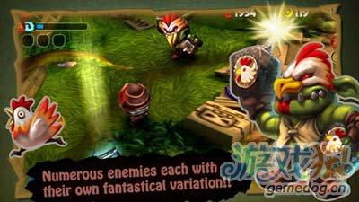 动作射击游戏:奇幻射击Fanta shooting v1.35评测4