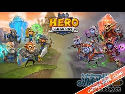 英雄学院Hero Academy:创意十足的回合制战棋游戏1