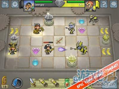 英雄学院Hero Academy:创意十足的回合制战棋游戏3