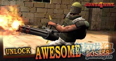 4人佣兵团Guns4 Hire:策略游戏黑马神作4