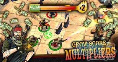 4人佣兵团Guns4 Hire:策略游戏黑马神作5