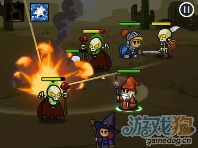 勇者之心汉化版Battleheart:v1.5.2评测2