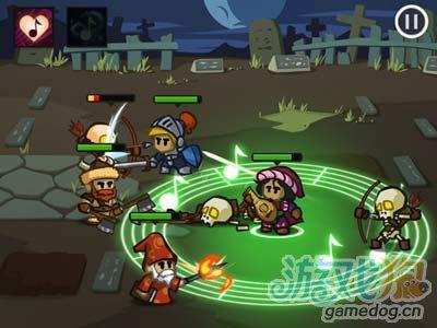 勇者之心汉化版Battleheart:v1.5.2评测3