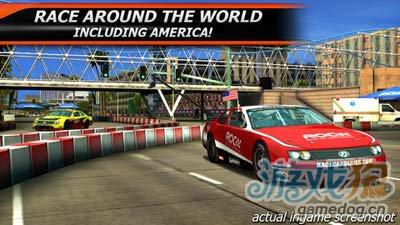 世界车王争霸赛:给你超乎想象的赛车体验4