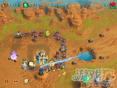 猎魔之塔Towers N'Trolls HD:v2.3评测3