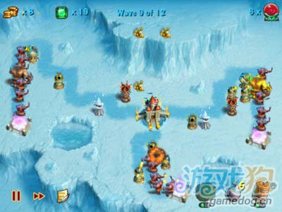 猎魔之塔Towers N'Trolls HD:v2.3评测4